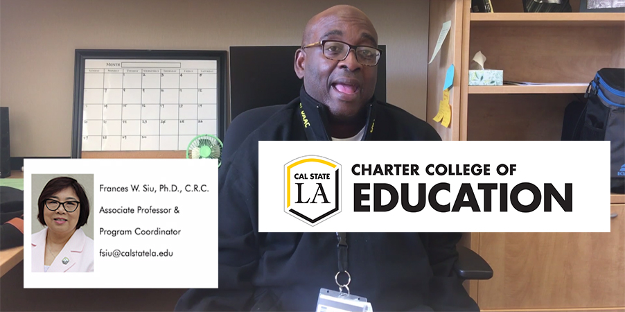Student Review of CCOE Rehabilitation Services B.S. Program