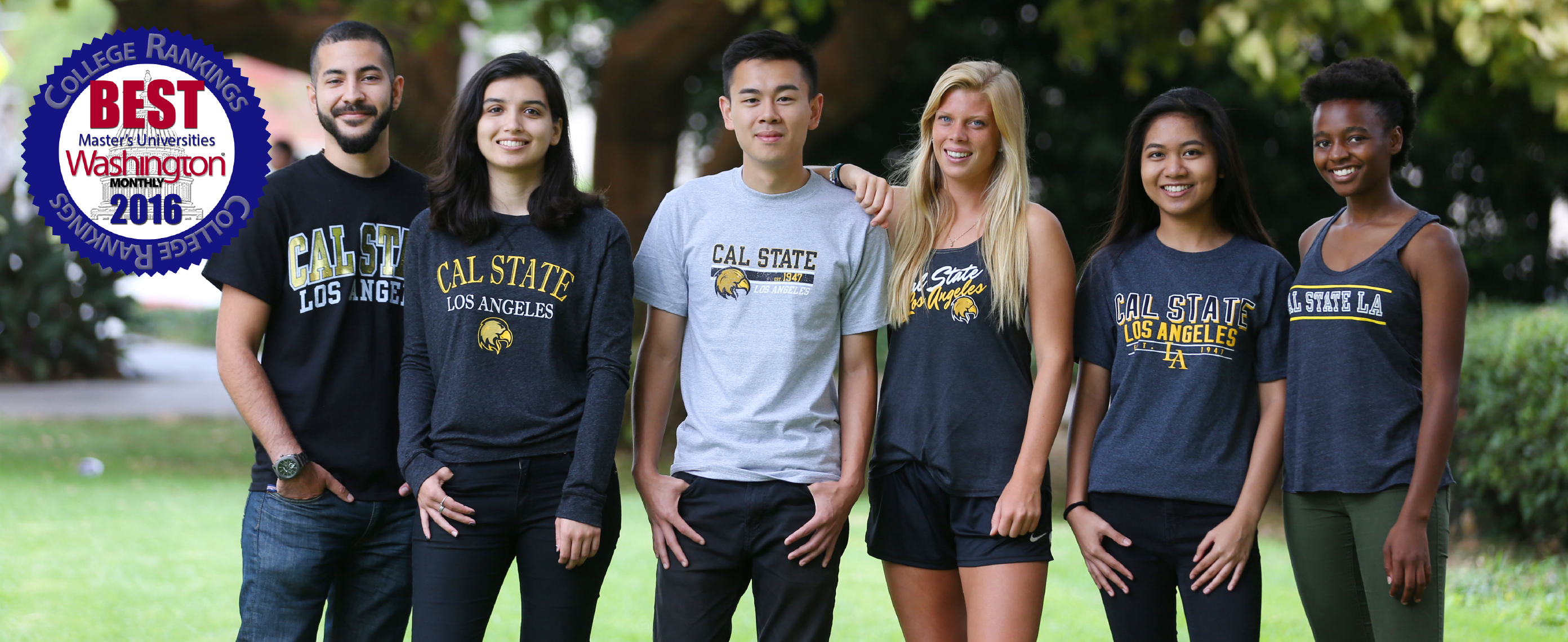 Cal State LA ranks in Washington Monthly