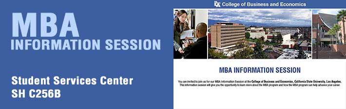 MBA session ad