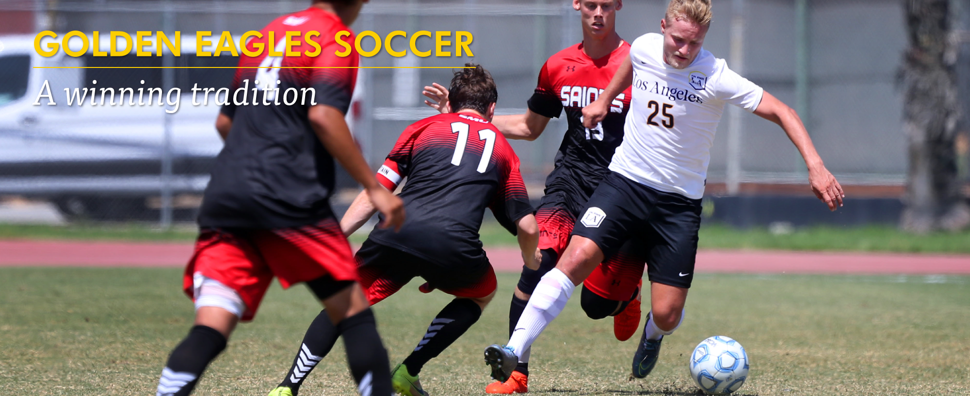 Golden Eagle soccer has a winning tradition