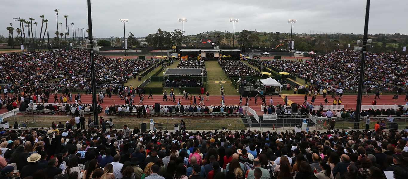 Commencement 2016 Photo