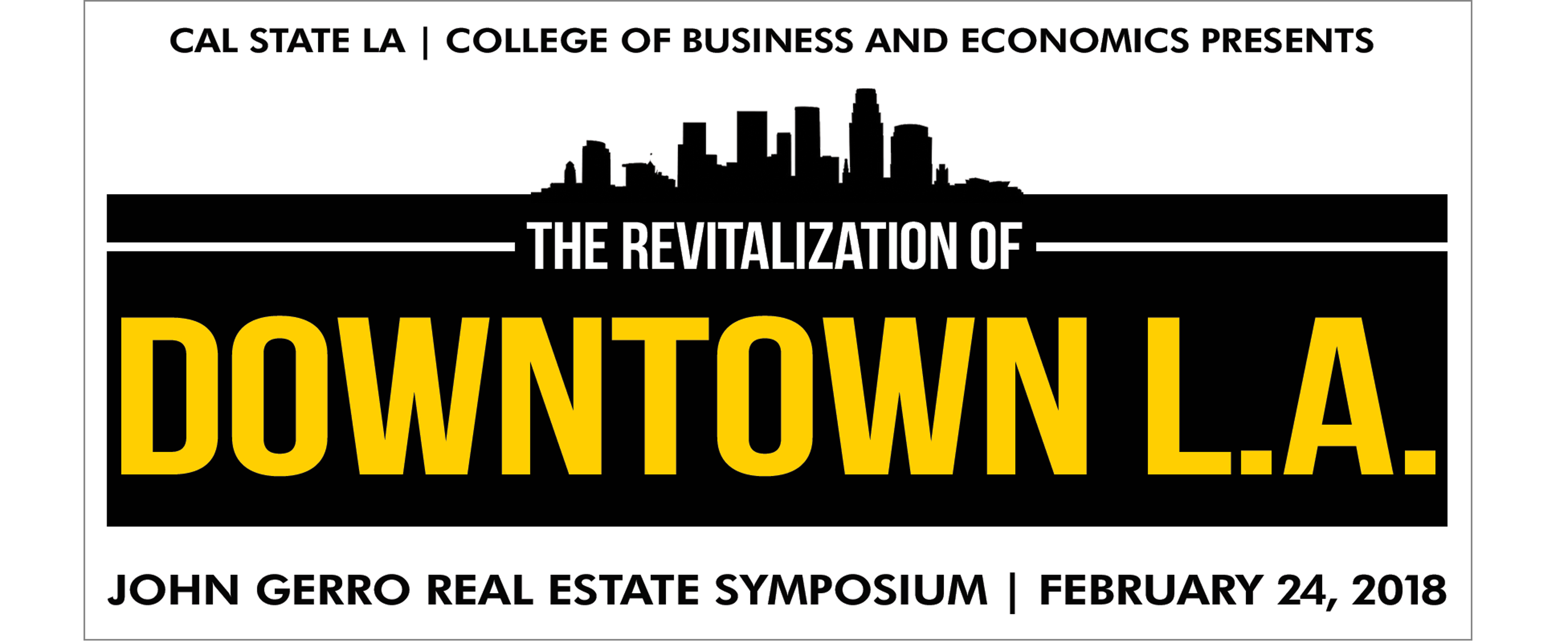 Real Estate Symposium