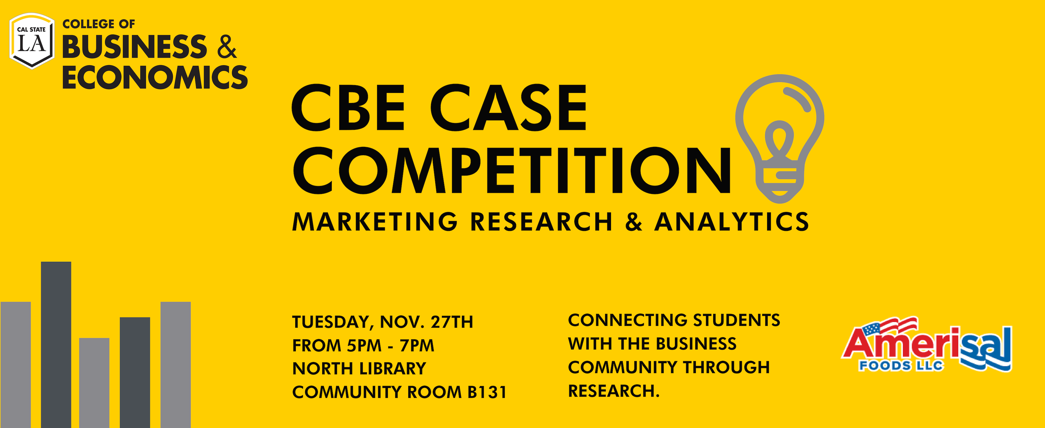 Case Competition, Marketing Research and Analytics