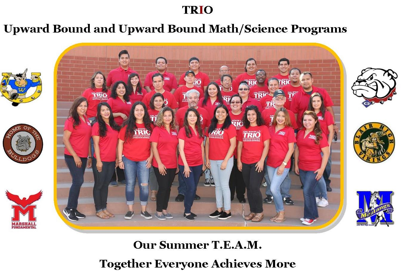 Cal State LA Upward Bound Summer 2017