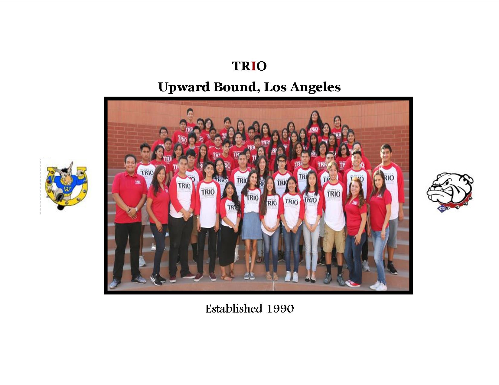 Cal State LA Upward Bound Los Angeles