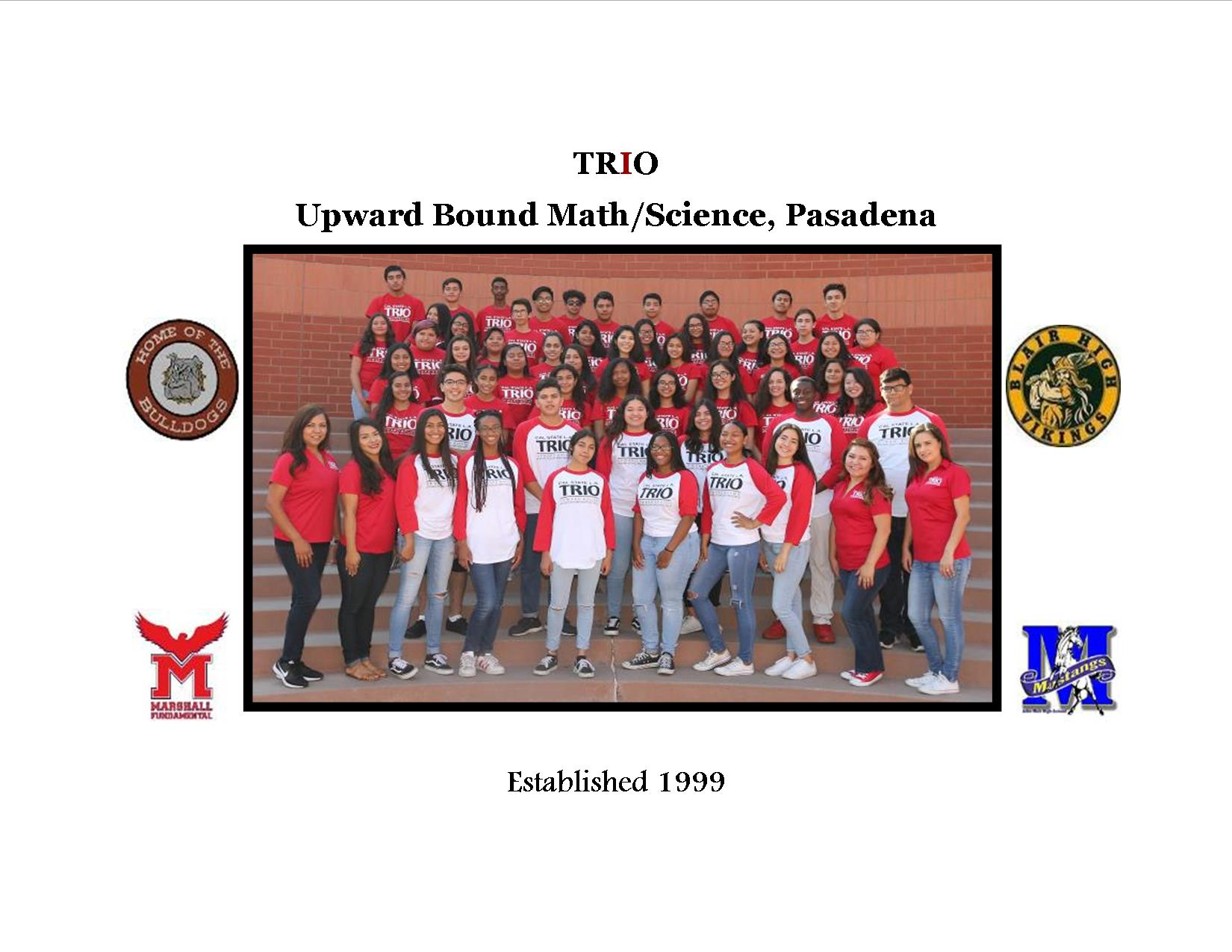 Cal State LA Upward Bound Math Science Pasadena