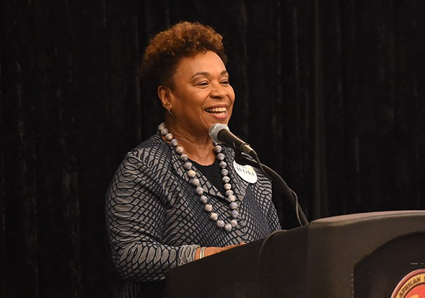 U.S. Representative Barbara Lee