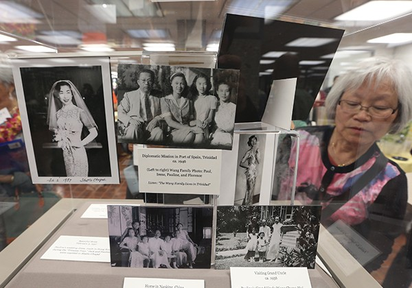 Photos from the Chinese American Oral History project