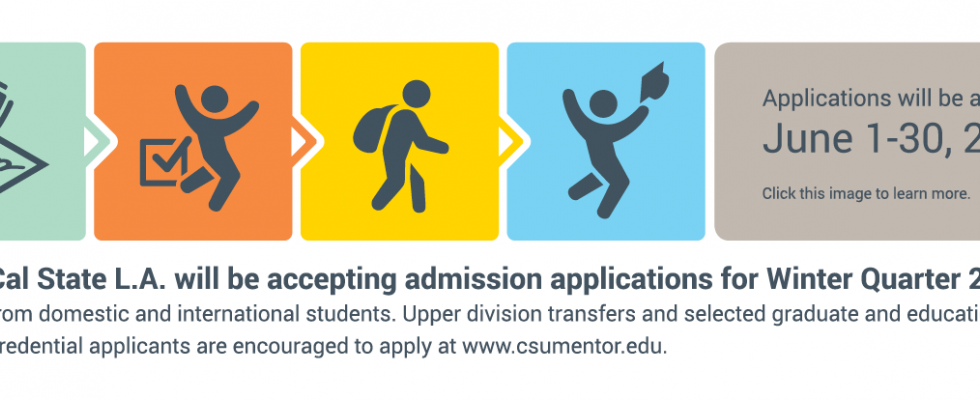 Winter Quarter 2015 admission banner