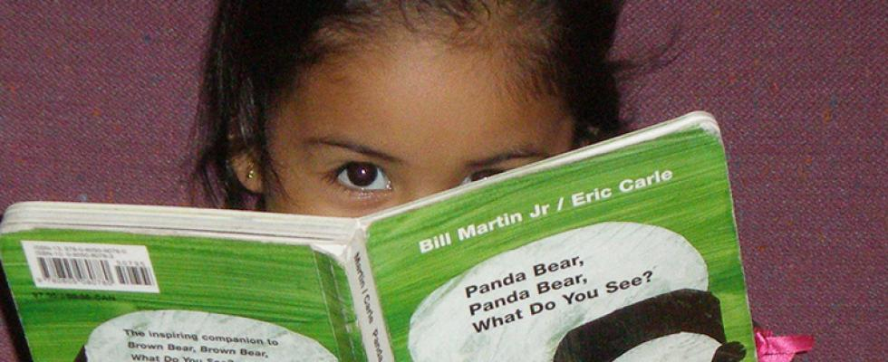 Picture of Child Reading