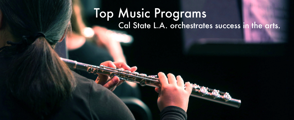 Cal State L.A. orchestrates success in the arts