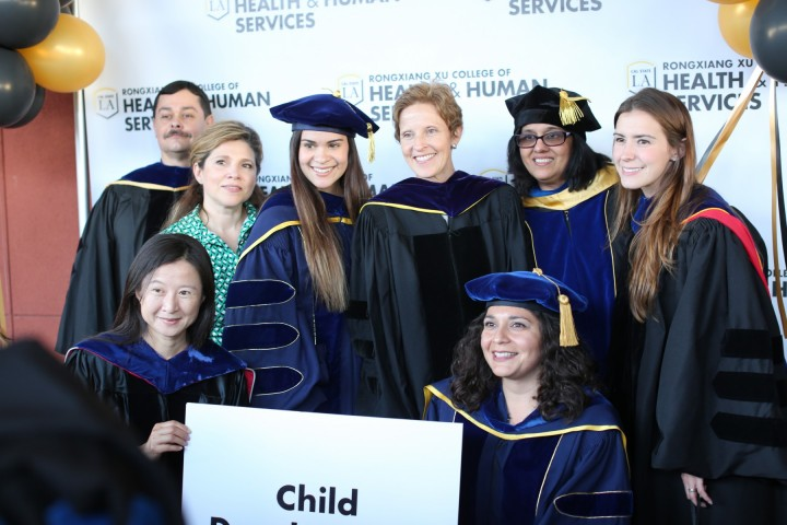 Child and family studies convocation