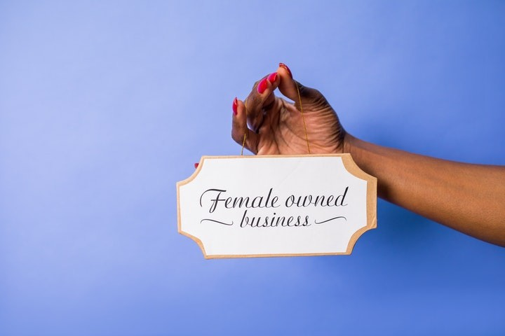 Female owned business