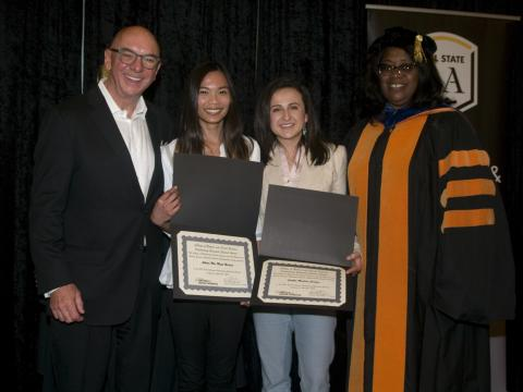 2018 Honors Convocation