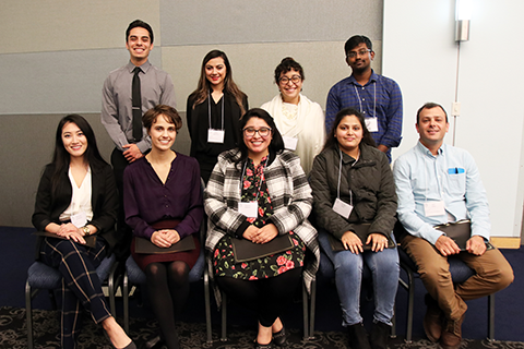 Cal State LA student delegates to attend CSU Student Research Symposium.