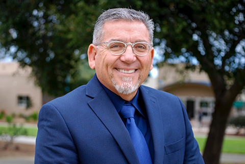 José Luis Alvarado is Cal State LA's new provost and vice president for academic affairs.