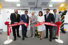 Cal State LA Downtown ribbon-cutting ceremony