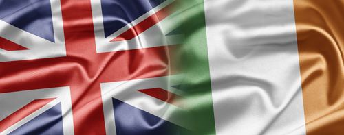UK and Ireland Flag
