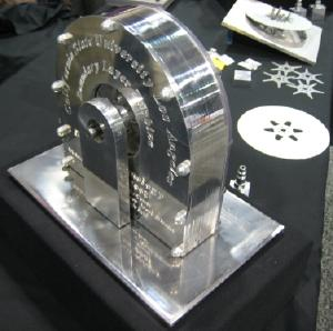 boundary-layer turbine