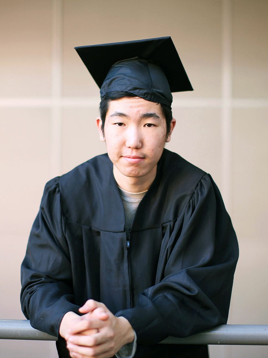 William Hua - College of Natural and Social Sciences, Class of 2015