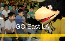 Click here for link to GO East L.A. webpage