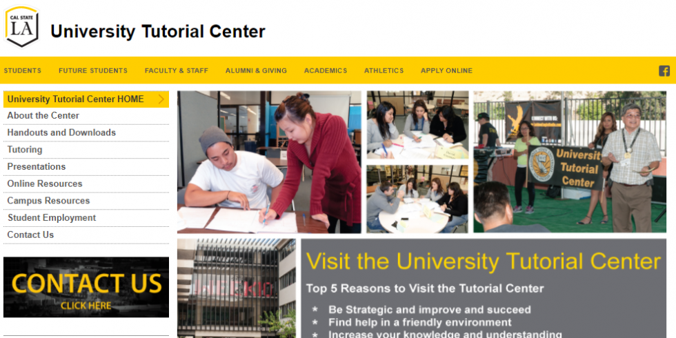 University Tutorial Center