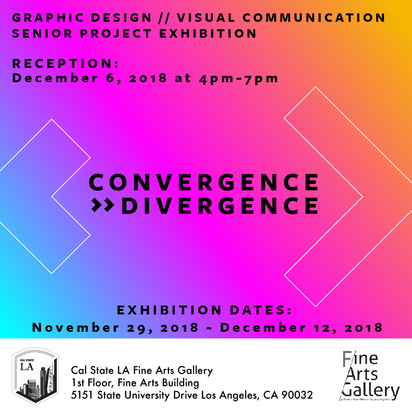GDVC Senior Project Exhibition