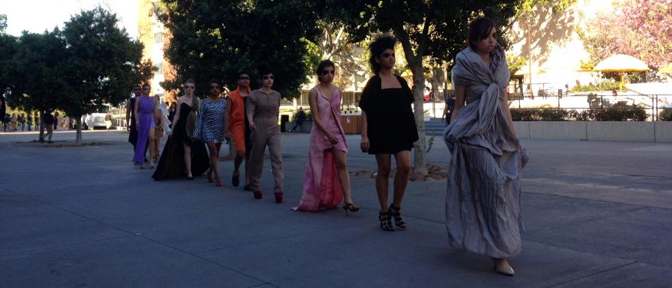 What is the best college in California to study fashion?