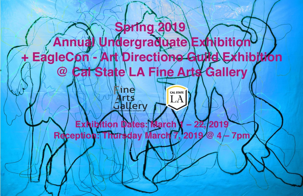Annual Undergraduate Exhibition 2019