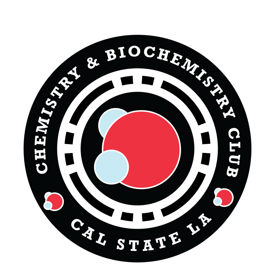 Logo for chemistry and biochemistry club
