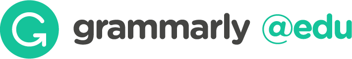 Grammarly@edu logo