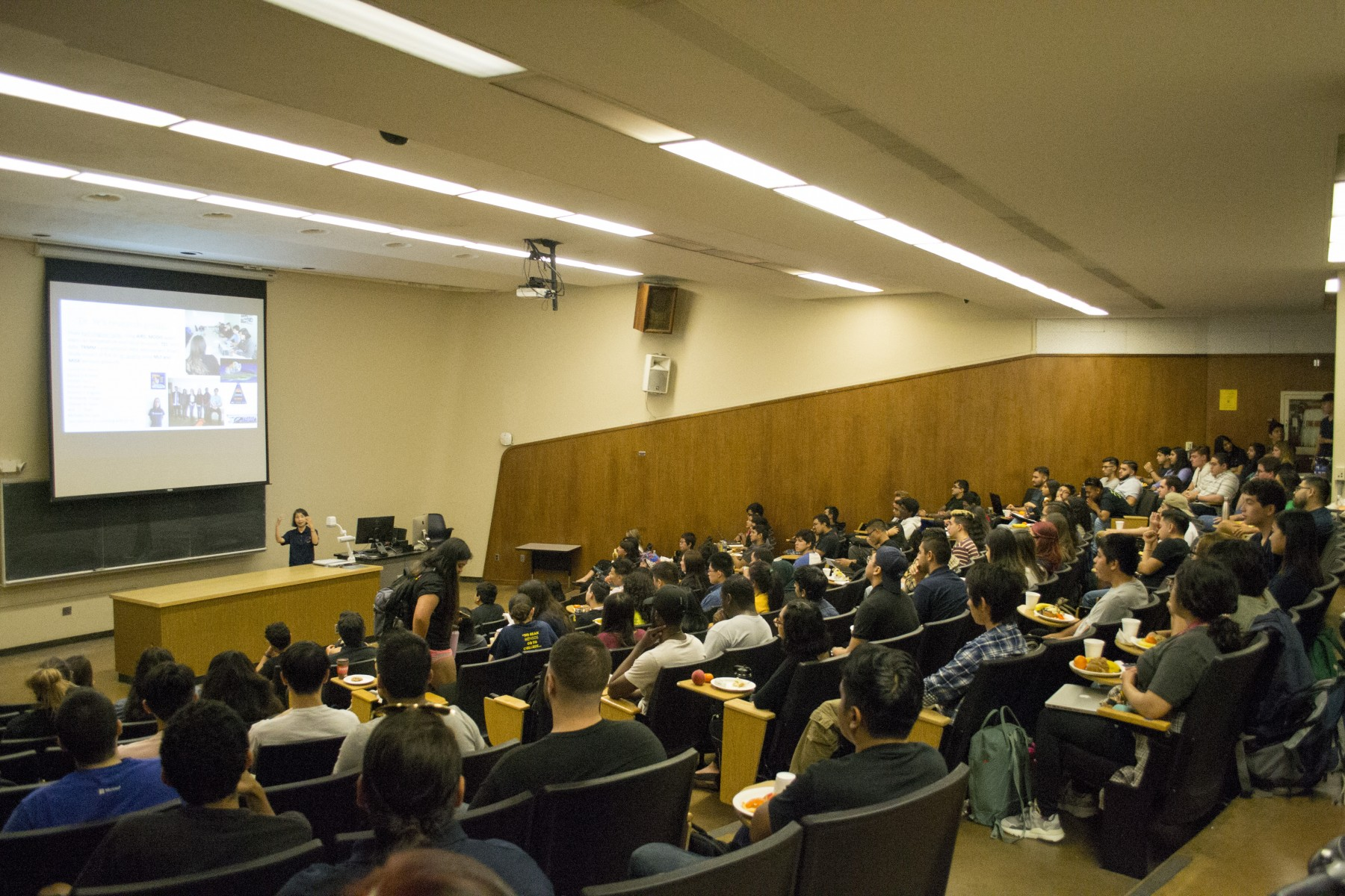 DIRECT-STEM welcomed over 140 students at our 2019 Annual Kick-off Event