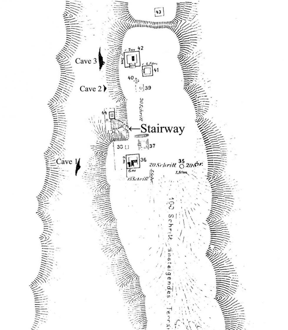 Cave 1 Map