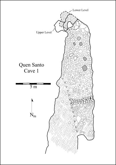 Map of Cave1