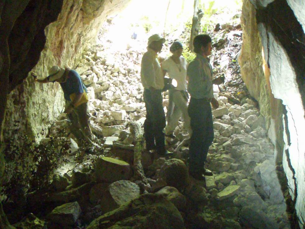 Cave 1 Today
