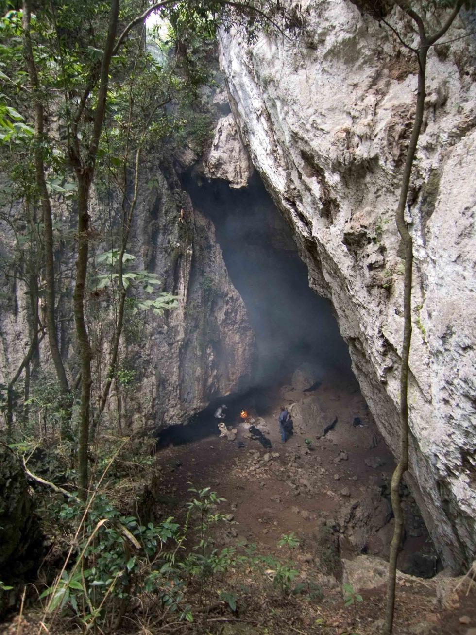 Cave 3 Today