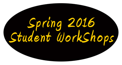Fall 2015 workshops