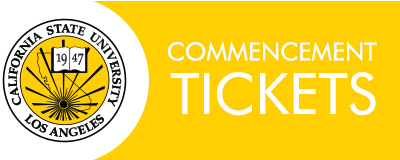 Cal State LA Commencement Tickets