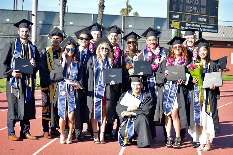 Aviation Administration graduates