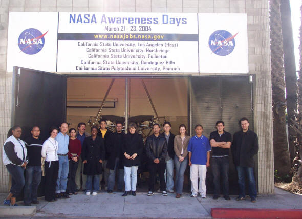 NASA Awareness Days