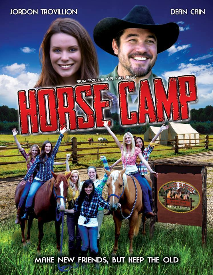 Horse Camp: Movie Poster