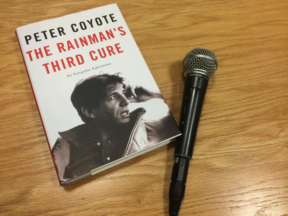 Peter Coyote's book, The Rainman's Third Cure