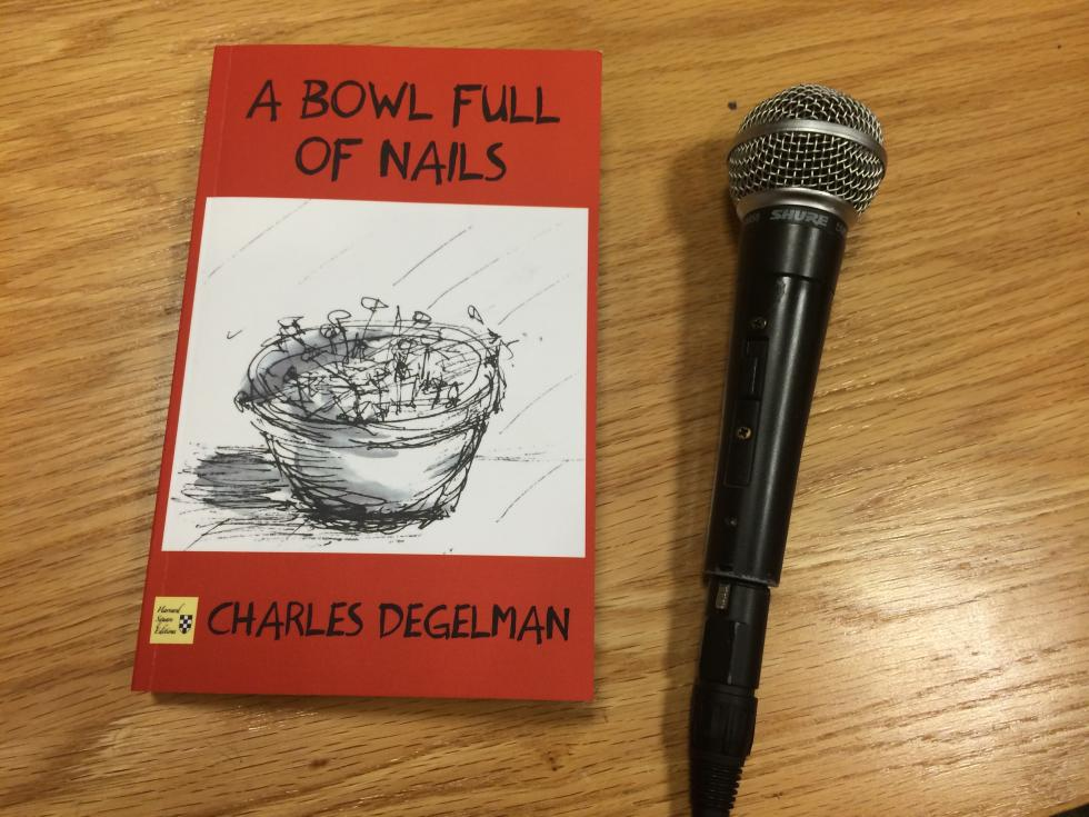Degelman's Book: A Bowl Full of Nails