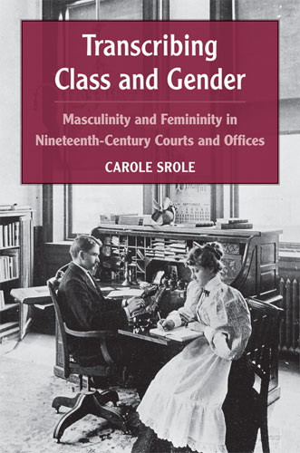 Transcribing Class and Gender book cover