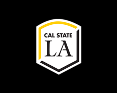 Cal state  Los Angeles logo