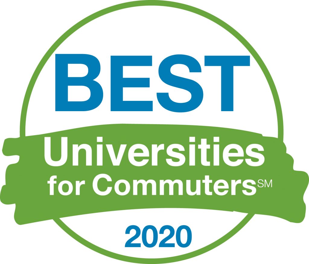 Cal State LA Voted One of the Best Workplaces for Commuters 2017, 2018, 2019, and 2020